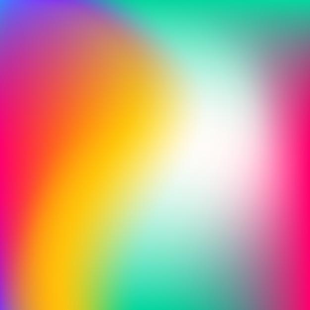 Gradiente Maglie Sfondo Astratto Forme Fluide Colorate Per Poster