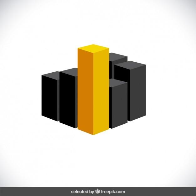 grafica 3d scaricare vettori gratis