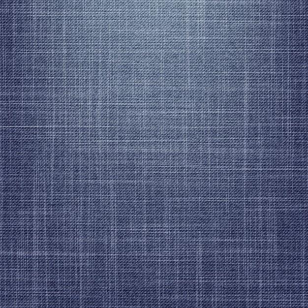 I jeans usurati texture di sfondo Vettore gratuito