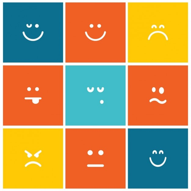 Icona emoji Vettore gratuito