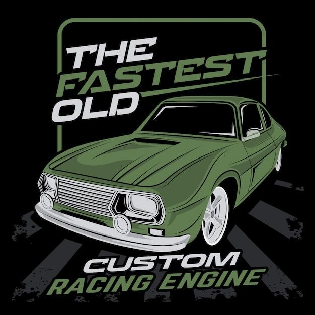 Il più veloce vecchio Vettore Premium