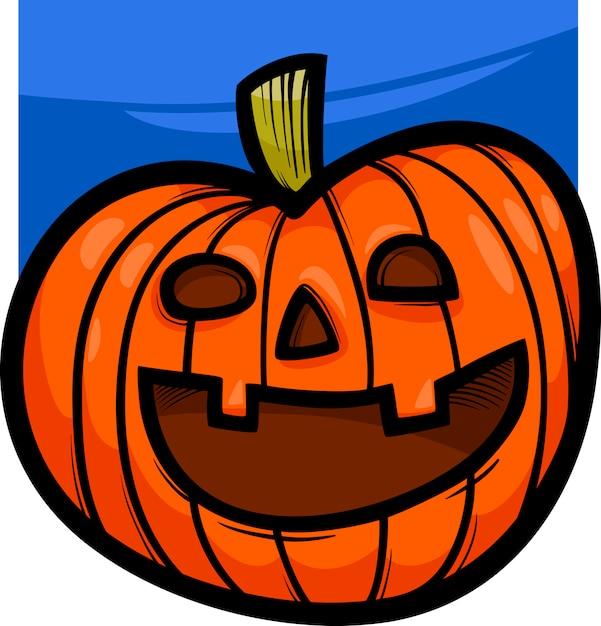 Zucche Di Halloween Cartoni Animati.Illustrazione Di Cartone Animato Di Zucca Di Halloween Scaricare