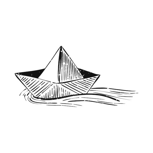 Illustrazione di estate e spiaggia oggetto Vettore gratuito