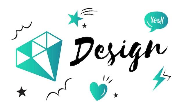 Illustrazione di idee creative Vettore gratuito