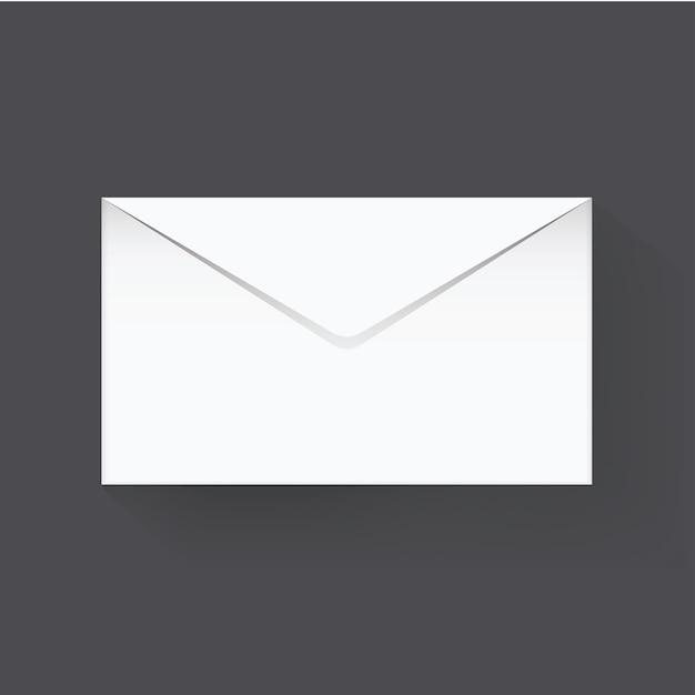 Illustrazione grafica vettoriale icona di comunicazione e-mail Vettore gratuito