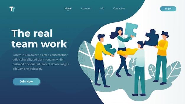 Illustrazione vettoriale web Vettore Premium