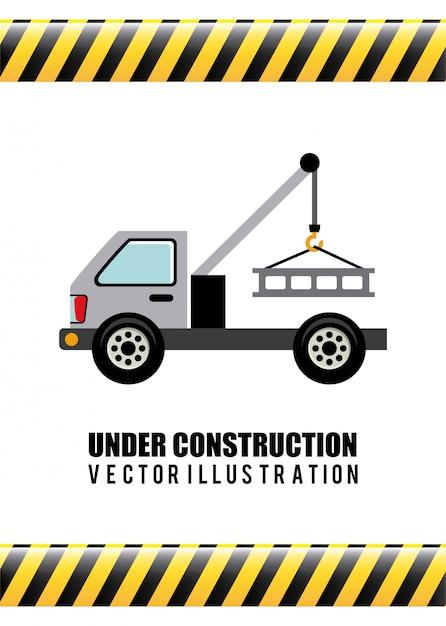 In costruzione Vettore gratuito