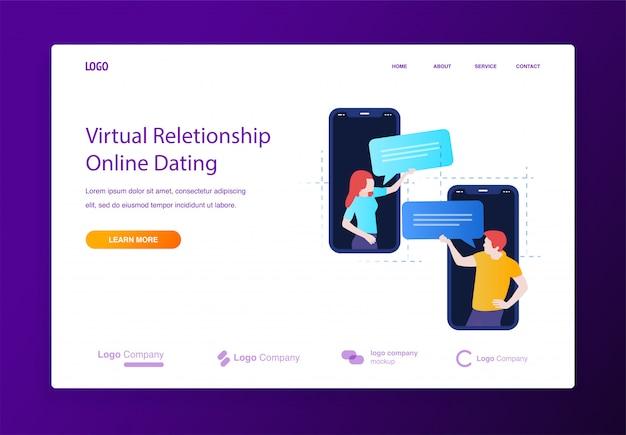 modello Web di dating online benefici di datare un puma