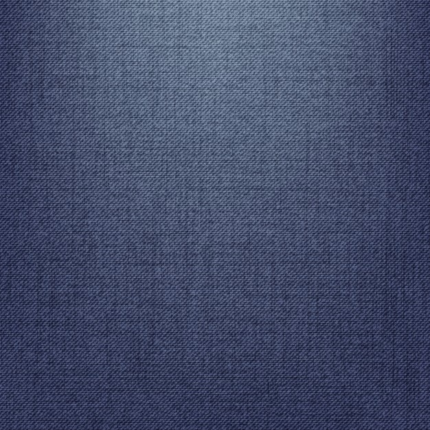 Jeans texture di sfondo Vettore gratuito
