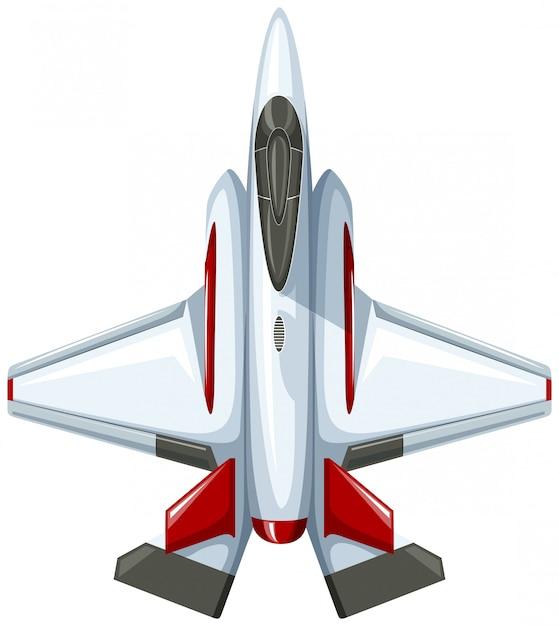 Jet da combattimento Vettore gratuito