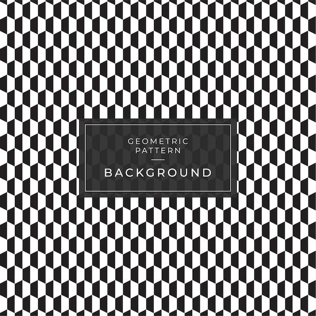 Linee geometriche seamless texture moderna con strisce diagonali. Vettore Premium