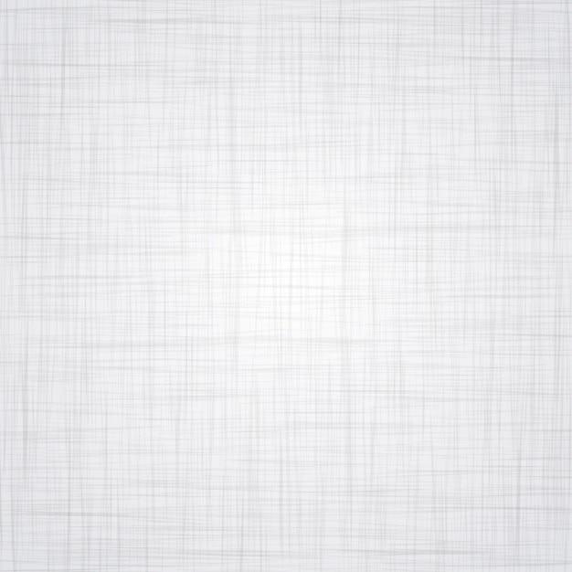 Lino grigio texture di sfondo Vettore gratuito