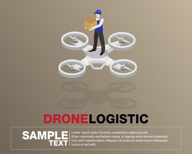 Logistic3 Vettore Premium