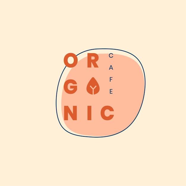 Logo design distintivo Vettore gratuito
