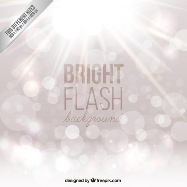 Luminoso d'argento bokeh Vettore gratuito