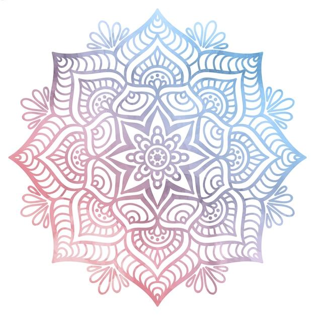 Mandala Vettore gratuito