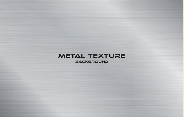 Metal texture background Vettore Premium