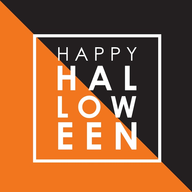Minimal background di halloween scaricare vettori gratis for Immagini minimal
