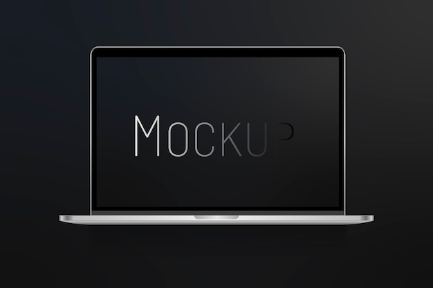 Mockup di dispositivo digitale Vettore gratuito