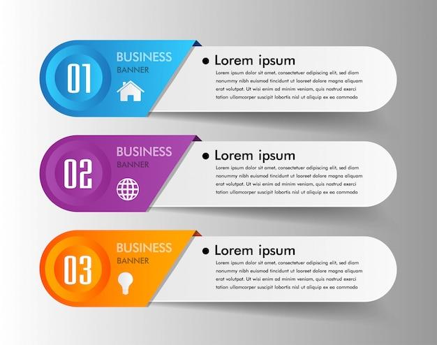 Modello di casella di testo di carta Vettore Premium
