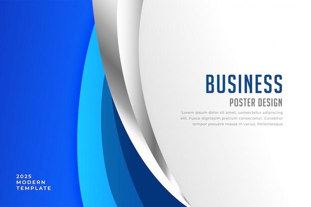 Modello di design moderno presentazione copertina aziendale Vettore gratuito