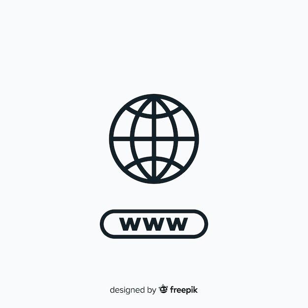 Modello di logo moderno conectivity Vettore gratuito