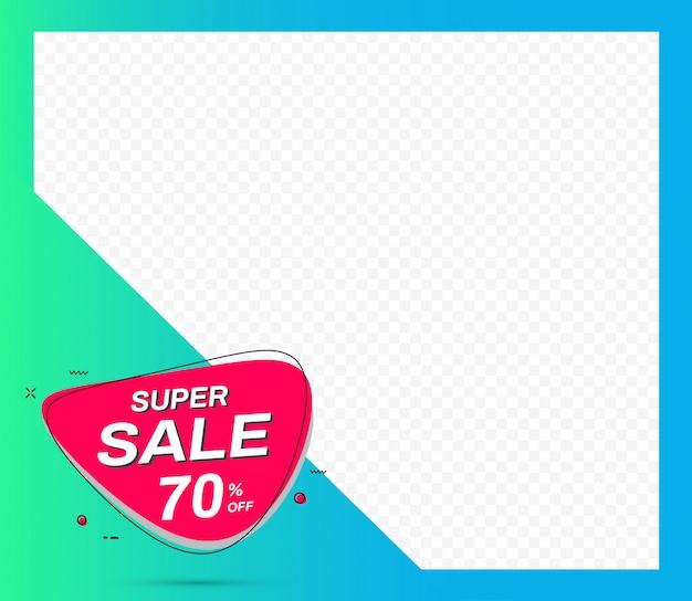 Modello di vendita super Vettore Premium