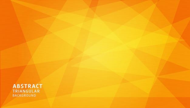 Modello geometrico astratto del gradiente Vettore Premium