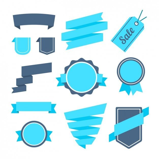 Nastri azzurri scudetti e la progettazione di etichette for Progettazione di edifici online gratuita
