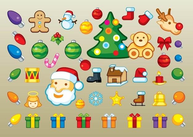 Natale clip art scaricare vettori gratis for Clipart natale free download