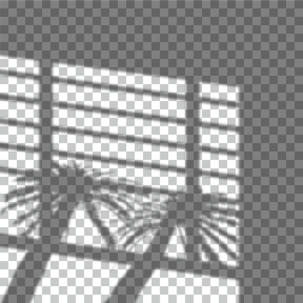 Ombre trasparenti effetto stile ovelay Vettore gratuito