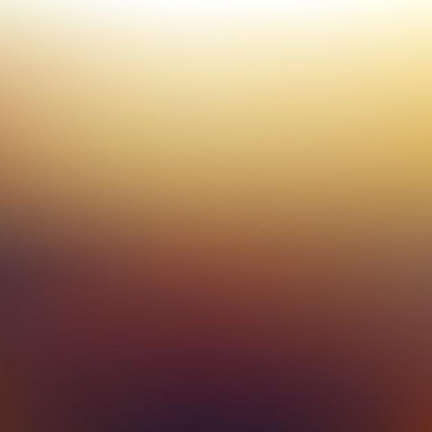 Oro sfondo sfocato Vettore gratuito