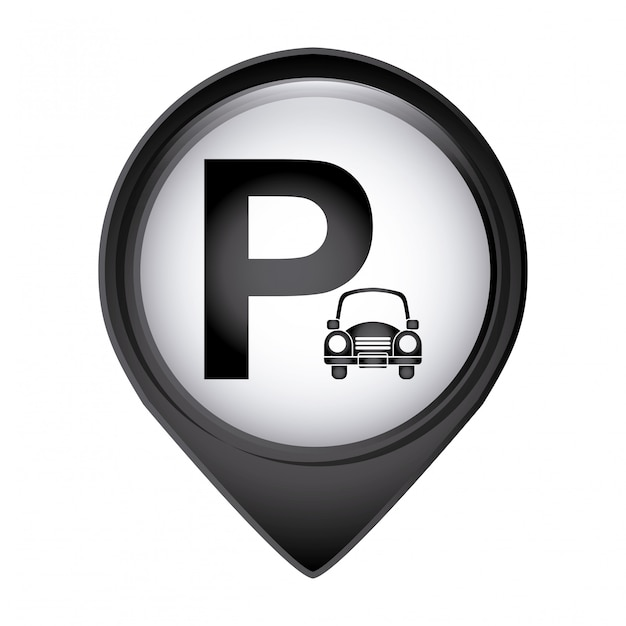 Parcheggio Vettore gratuito