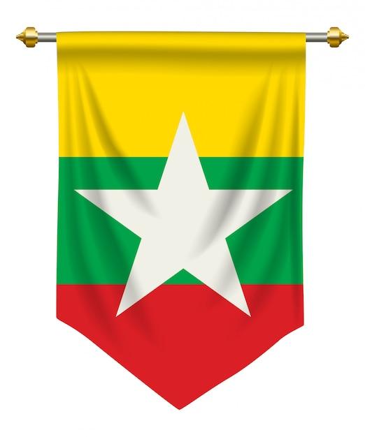 Pennant myanmar Vettore Premium