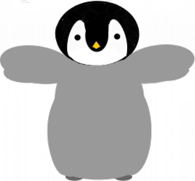Pinguino Vettore gratuito