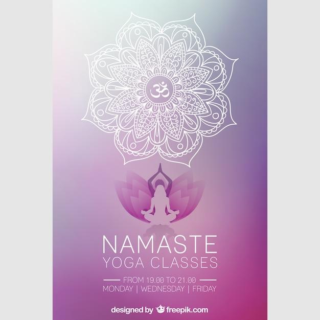 Pinterest mandala grafico Vettore gratuito