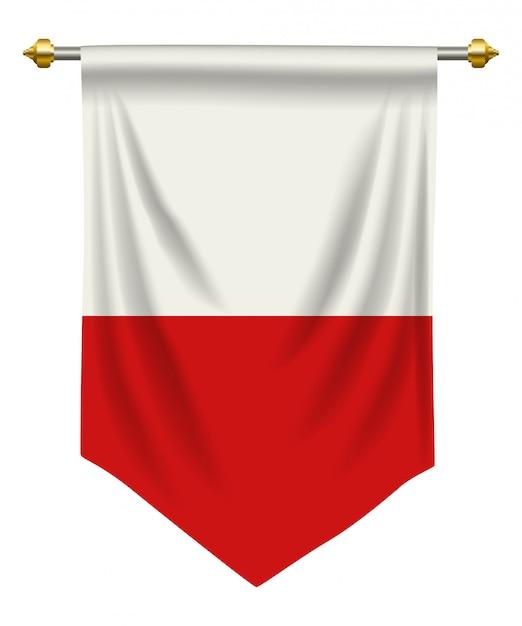 Polonia pennant Vettore Premium