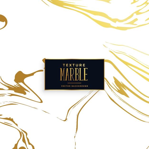 Priorità bassa di effetto texture marmo dorato Vettore gratuito