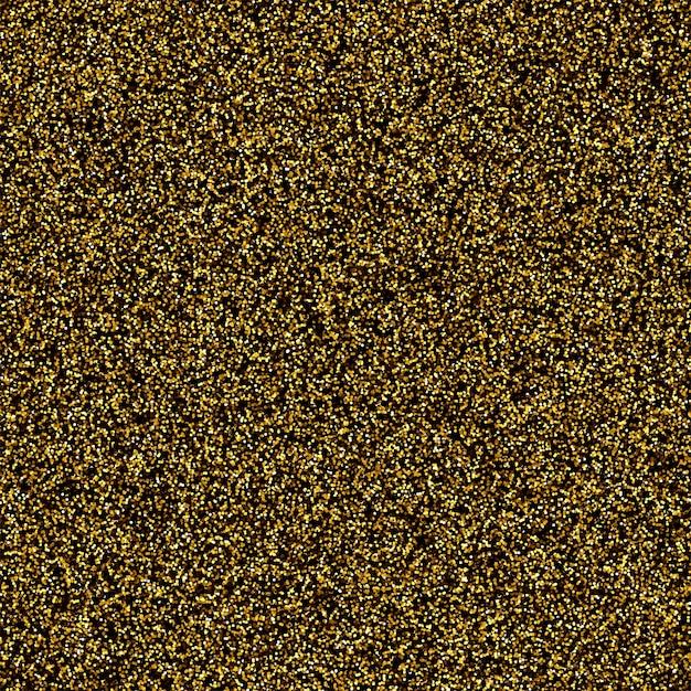Priorità bassa dorata astratta di struttura di luccica Vettore gratuito
