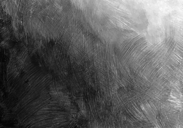 Priorità bassa nera e grigia astratta di struttura Vettore gratuito