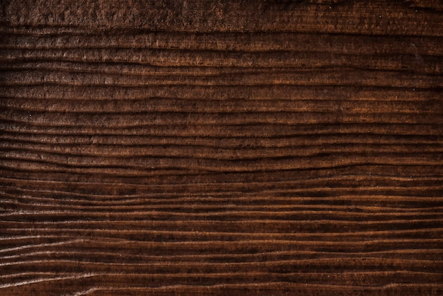 Priorità bassa strutturata della pavimentazione di legno del brown Vettore gratuito
