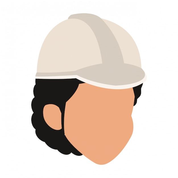 9e87110f5e36 Progettazione grafica dell illustrazione di vettore dell avatar di  architettura della donna Vettore Premium