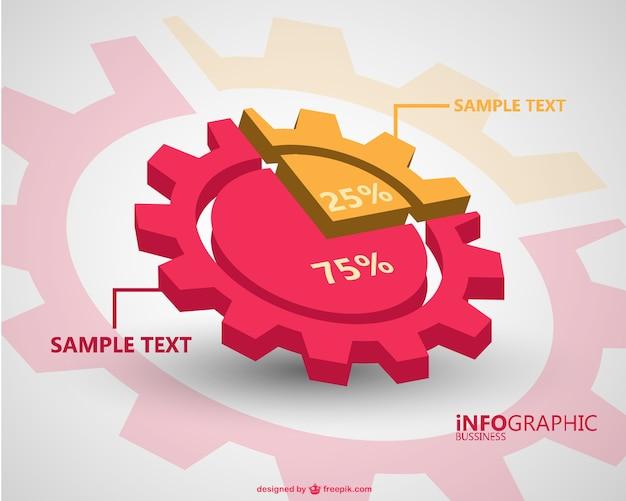 Progettazione infografica 3d ingranaggi scaricare for Progettazione 3d gratis