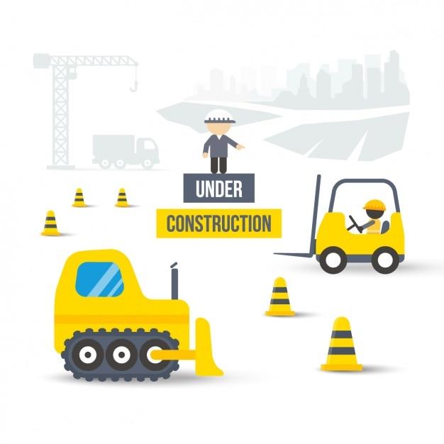 In costruzione di fondo scaricare vettori gratis for Software di costruzione gratuito