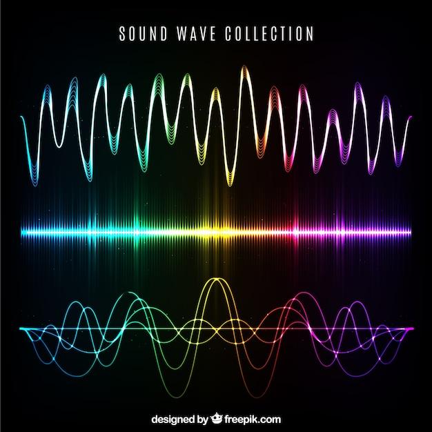 Raccolta di diversi tipi di onde sonore scaricare - Diversi tipi di musica ...