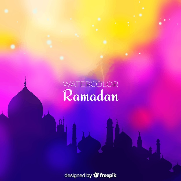 Ramadan Vettore gratuito