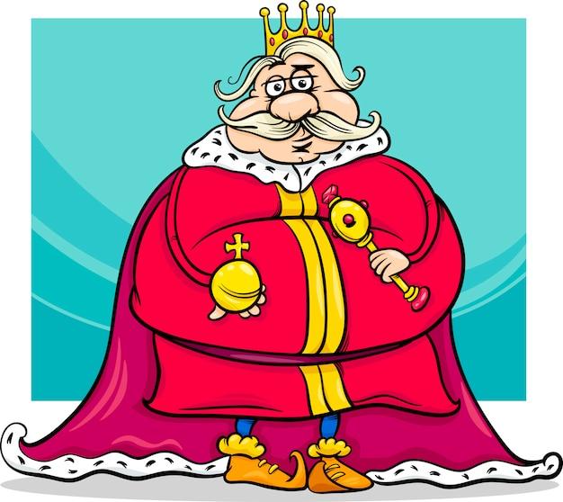 clip art di uomo grasso cartone animato