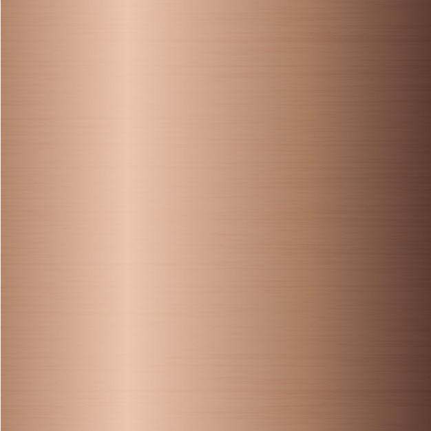 Realistica trama di lamina d'oro rosa Vettore Premium