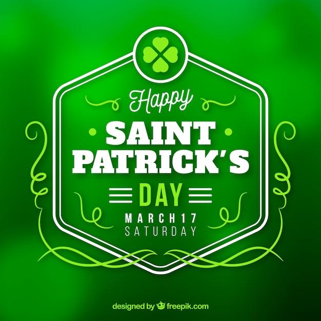 Realistico st sfondo del giorno di patrick scaricare - St patricks giorno fogli di colore giorno ...
