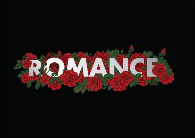 Romanza Vettore Premium